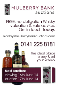 Mulberry Bank Whisky Auctions