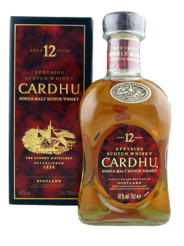 cardhu whisky   august 2009 malt whisky of the month whisky blog